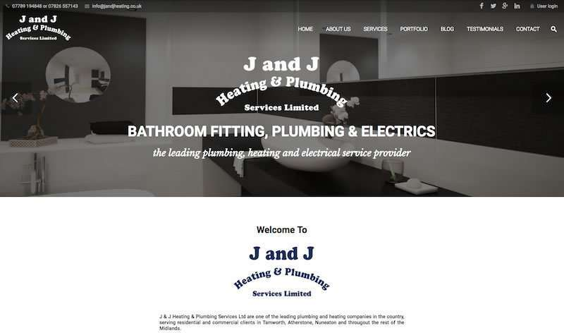 J and J Heating & Plumbing Services Ltd - Boilers, Heating, Electrics