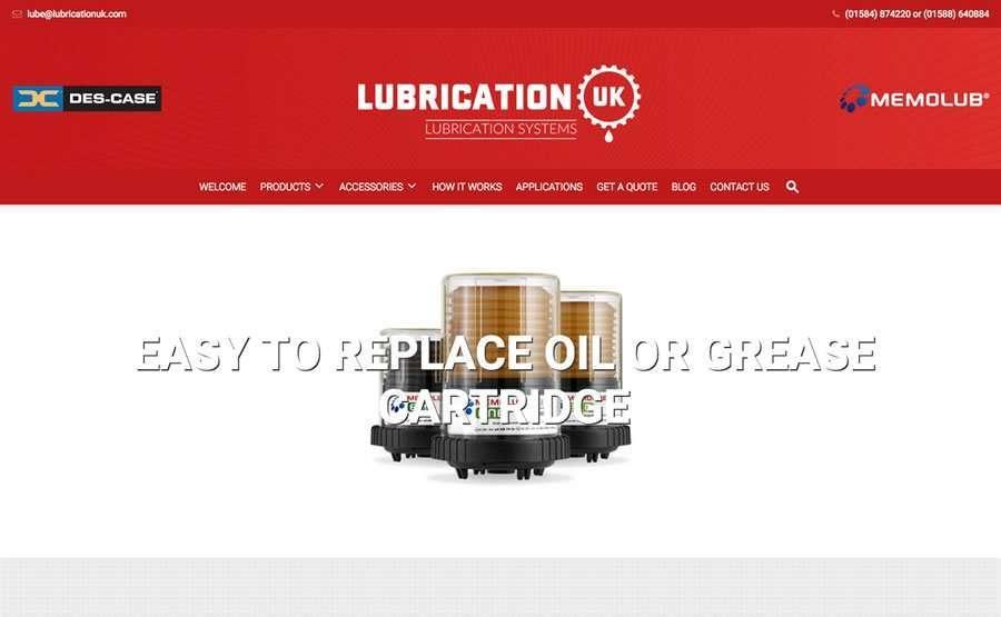 LubricationUK - Industrial Lubrication Supplies