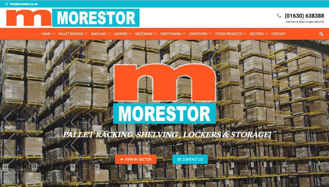 Morestor - Storage Solutions