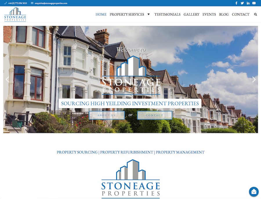 Stoneage Property Services - Property Sourcing, Refurbishment & Management