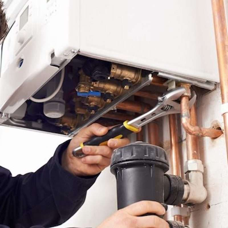Roy Lee Plumbing, Gas Fitting and Heating Engineers, Leicestershire Wordpress Website
